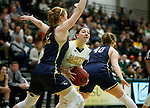 November 26, 2019; Spearfish, SD, USA; South Dakota Mines at Black Hills State women's college basketball at the Donald E. Young Center in Spearfish, S.D. (Richard Carlson/Inertia)