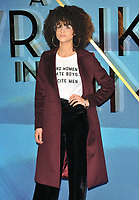 Nathalie Emmanuel at the &quot;A Winkle In Time&quot; European film premiere, BFI Imax, Waterloo, London, England, UK, on Tuesday 13 March 2018.<br /> CAP/CAN<br /> &copy;CAN/Capital Pictures /MediaPunch ***NORTH AND SOUTH AMERICAS ONLY***