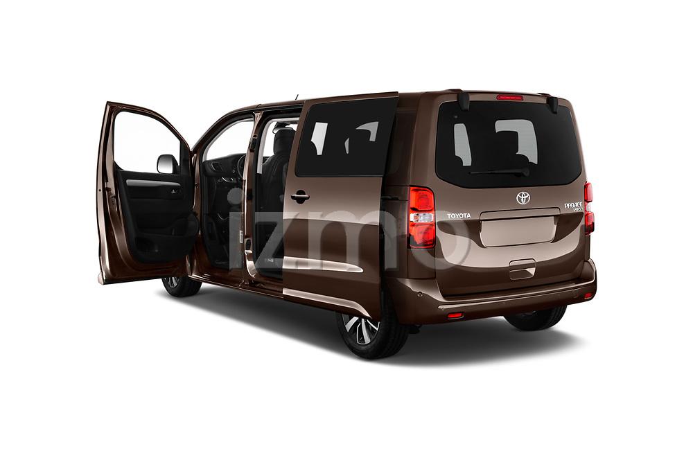 Car images of 2018 Toyota Proace-Verso VIP 5 Door Minivan Doors