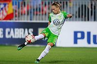 VfL Wolfsburg's Ewa Pajor during UEFA Womens Champions League 2017/2018, 1/16 Final, 1st match. October 4,2017. (ALTERPHOTOS/Acero) /NortePhoto.com /NortePhoto.com