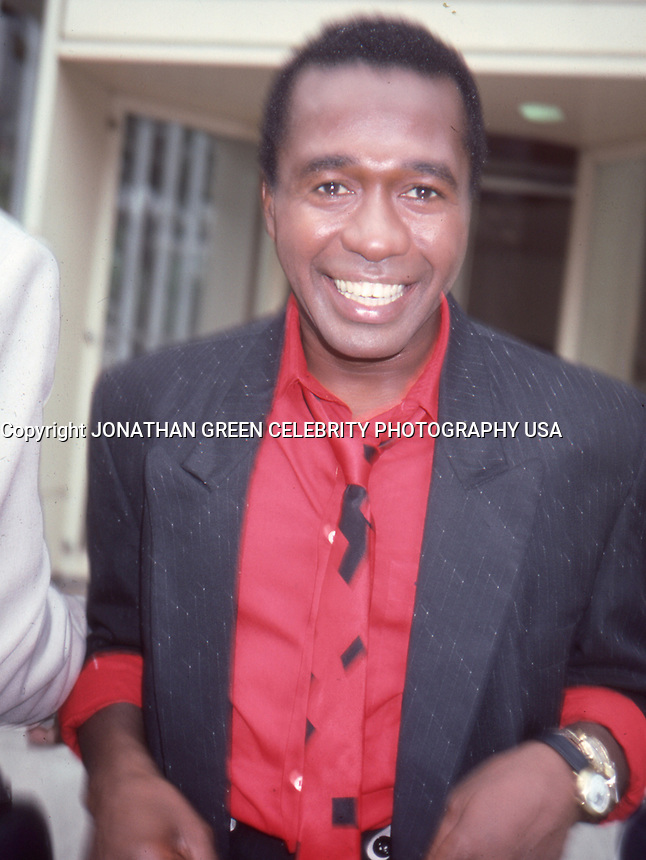 Ben Vereen NYC 1985 by Jonathan Green