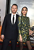 Directotr Nicolai Fuglsig and  wife attends the &quot;12 Strong&quot; World Premiere on January 16, 2018 at Jazz at Lincoln Center in New York City, New York, USA.<br /> <br /> photo by Robin Platzer/Twin Images<br />  <br /> phone number 212-935-0770
