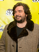 """AUSTIN, TX- MARCH 8: Matt Berry attends the SXSW world premiere of FX's """"What We Do in the Shadows"""" at the Paramount Theater on March 8, 2019 in Austin, Texas. (Photo by Stephen Spillman/FX/PictureGroup)"""