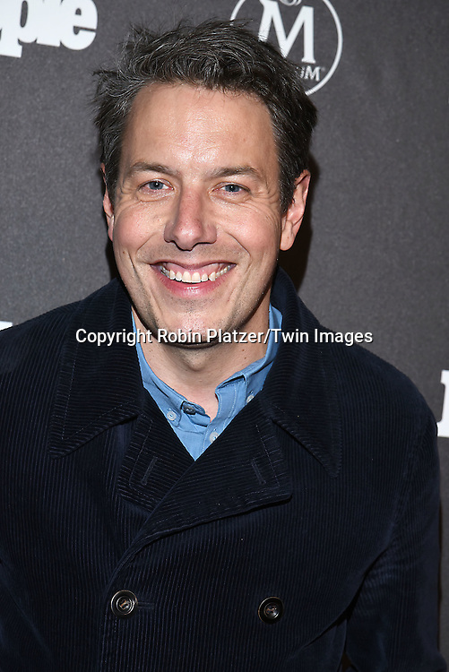 John Ross Bowie attends the Entertainment Weekly &amp; PEOPLE Magazine New York Upfronts Celebration on May 16, 2016 at Cedar Lake in New York, New York, USA.<br /> <br /> photo by Robin Platzer/Twin Images<br />  <br /> phone number 212-935-0770