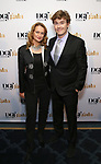 Nell Benjamin and Laurence O'Keefe attends the cocktail party for the Dramatists Guild Foundation 2018 dgf: gala at the Manhattan Center Ballroom on November 12, 2018 in New York City.