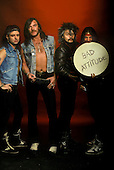 1987: MOTORHEAD - Photosession in Los Angeles USA