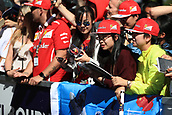 25th March 2018, Melbourne Grand Prix Circuit, Melbourne, Australia; Melbourne Formula One Grand Prix, race day; fans
