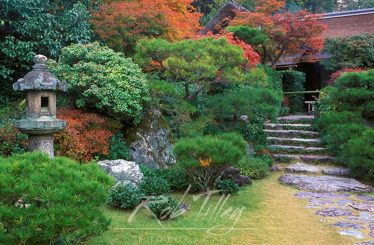 Okochi Sanso, Arashiyama, Kyoto, Japan