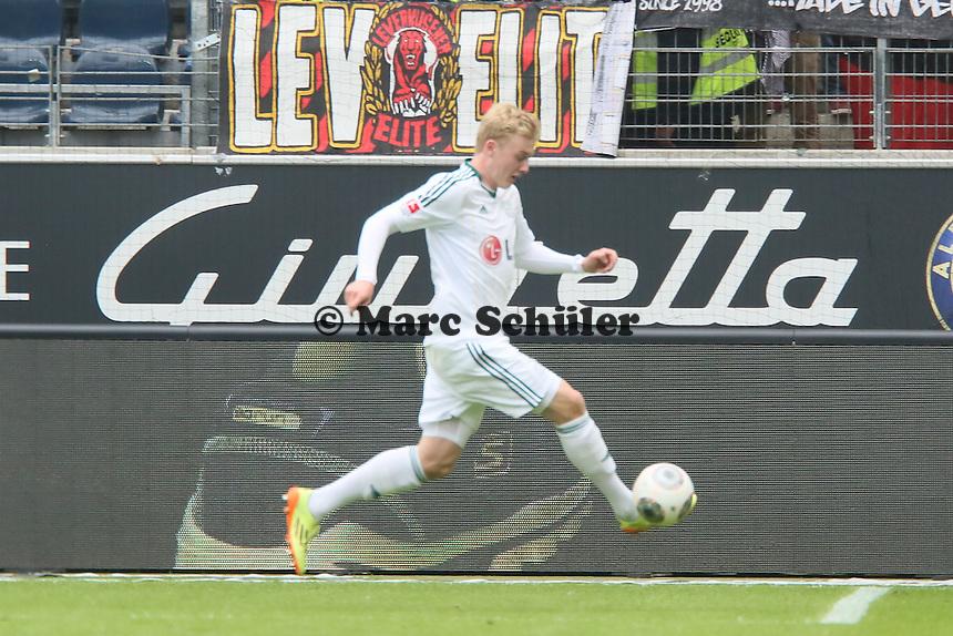Julian Brandt (Bayer) - Eintracht Frankfurt vs. Bayer Leverkusen, Commerzbank Arena