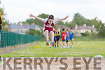 Louie O'Connor at the Tralee Harriers open sports day on Thursday