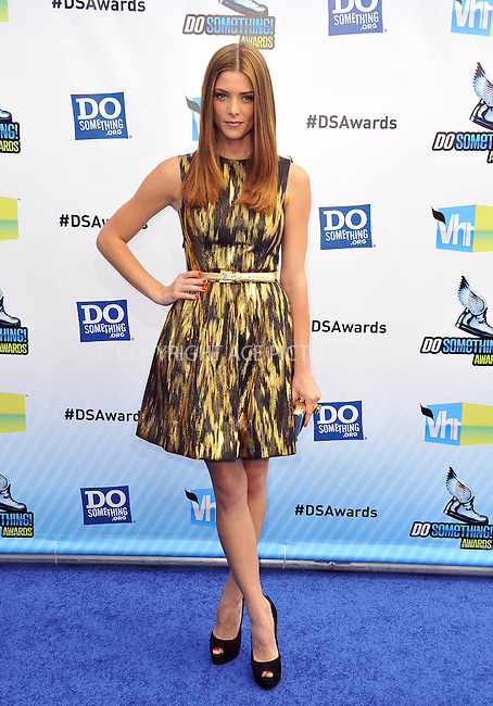 WWW.ACEPIXS.COM....August 19,2012, Santa Monica, CA.....Ashley Greene arriving at the 2012 Do Something Awards at Barker Hangar on August 19, 2012 in Santa Monica, California.........By Line: Peter West/ACE Pictures....ACE Pictures, Inc..Tel: 646 769 0430..Email: info@acepixs.com