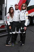 Vanessa Marcel, Colin Egglesfield, Tricia Helfer<br /> at the Toyota Grand Prix of Long Beach Pro/Celebrity Race Press Day, Long Beach Grand Prix Raceway, Long Beach, CA 04-01-14<br /> David Edwards/DailyCeleb.Com 818-249-4998