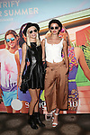 Models Melissa Tammerijn and Anne VerHallen Attend Sunglass Hut Electric Summer Campaign Kick-Off‏ Held at Industry Kitchen
