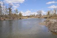 Saugeen River 2011