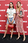 Lucia y Helena Cuesta during the Dinner of Glamour Magazine in Honor of Chiara Ferragni. June 27, 2019. (ALTERPHOTOS/Acero)