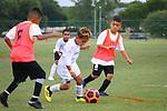 RICHARDSON, TX JUNE 23: Alianza Futbol at University Texas Dallas in Richardson, Texas on June 23,2018.