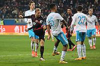 Sonny Kittel (Eintracht) zieht ab - Eintracht Frankfurt vs. FC Schalke 04, Commerzbank Arena