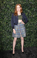 Ellie Bamber<br /> at the 2017 Charles Finch & CHANEL Pre-Bafta Party held at Anabels, London.<br /> <br /> <br /> ©Ash Knotek  D3227  11/02/2017