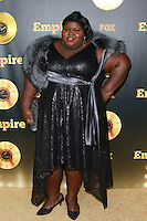 HOLLYWOOD, LOS ANGELES, CA, USA - JANUARY 06: Gabourey Sidibe at the Los Angeles Premiere Of FOX's 'Empire' held at ArcLight Cinemas Cinerama Dome on January 6, 2015 in Hollywood, Los Angeles, California, United States. (Photo by David Acosta/Celebrity Monitor)