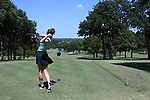 DENTON, TX - AUGUST 30: UNT Mean Green Women's Golf at Denton Country Club on August 30, 2018 in Arlington, Texas. (Photo by Rick Yeatts)