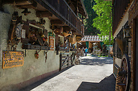 Oesterreich, Salzburger Land, Pongau, Filzmoos: Fiakerwirt, Alt-Filzmoos | Austria, Salzburger Land, Pongau, Filzmoos: restaurant Fiakerwirt, Old-Filzmoos