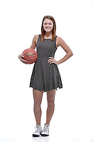 NWA Democrat-Gazette/BEN GOFF -- 03/18/15 Jordan Martin of Bentonville is the All-NWADG girls basketball Player of the Year.