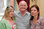 Lisa Derrell, Jim Kelly and Anita Kelly at the Bring and Buy in the Westcourt..Picture: Shane Maguire / www.newsfile.ie.