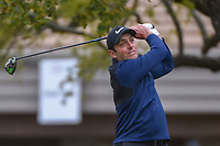 Francesco Molinari (ITA) watches his tee shot on 1 during day 5 of the WGC Dell Match Play, at the Austin Country Club, Austin, Texas, USA. 3/31/2019.<br /> Picture: Golffile | Ken Murray<br /> <br /> <br /> All photo usage must carry mandatory copyright credit (&copy; Golffile | Ken Murray)