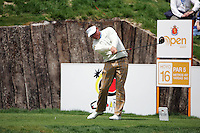 Darren Clarke tees off on the 16th hole in the Open de Espana in Madrid..Photo NEWSFILE/Manus O'Reilly.(Photo credit should read Manus O'Reilly/NEWSFILE)...This Picture has been sent you under the condtions enclosed by:.Newsfile Ltd..The Studio,.Millmount Abbey,.Drogheda,.Co Meath..Ireland..Tel: +353(0)41-9871240.Fax: +353(0)41-9871260.GSM: +353(0)86-2500958.email: pictures@newsfile.ie.www.newsfile.ie.FTP: 193.120.102.198..