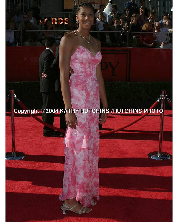 ©2004 KATHY HUTCHINS /HUTCHINS PHOTO.ESPY AWARDS.HOLLYWOOD, CA.JULY 13, 2004..CANDACE PARKER