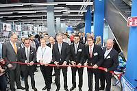 Offizielle Eröffnung der neuen Decathlon Filiale in mannheim