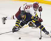 170210-Merrimack College Warriors at Boston College Eagles (m)