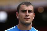 24 June 2007: Kansas City's Yura Movsisyan. The Houston Dynamo defeated the Kansas City Wizards 1-0 at Arrowhead Stadium in Kansas City, Missouri in a regular season Major League Soccer 2007 game..