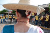El Meson de los Laureanos in El Quelite, Sinaloa, Mexico. Aromas y Sabores with Chef Patricia Quintana