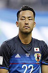 Maya Yoshida (JPN), SEPTEMBER 1, 2016 - Football / Soccer :<br /> FIFA World Cup Russia 2018 Asian Qualifier<br /> Final Round Group B<br /> between Japan 1-2 United Arab Emirates<br /> at Saitama Stadium 2002, Saitama, Japan.<br /> (Photo by Yusuke Nakanishi/AFLO SPORT)