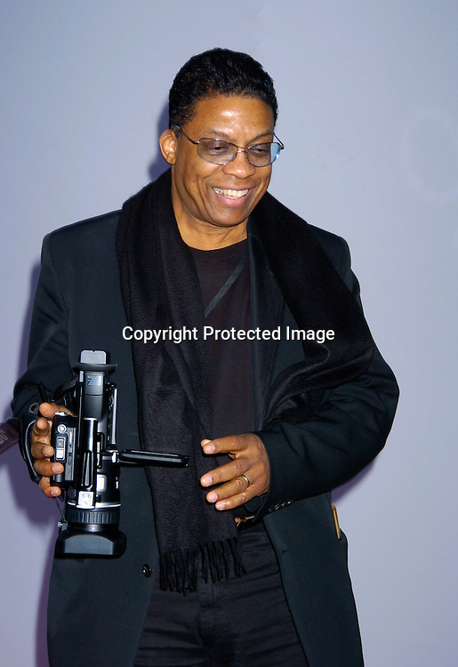 Herbie Hancock ..at the 70th Anniversary of The Apollo Theatre on         March 28, 2004 in Harlem. ..Photo by Robin Platzer, Twin Images
