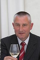 Remi Bonnet, Chatea La Tarciere, Bonnet-Huteau Vigneron member of CIVN, Muscadet, Nantes, Loire, France
