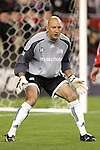 14 April 2007: New England goalkeeper Matt Reis. The New England Revolution defeated Toronto FC 4-0 at Gillette Stadium in Foxboro, Massachusetts in an MLS Regular Season game.