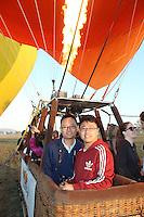 20140928 September 28 Hot Air Balloon Gold Coast