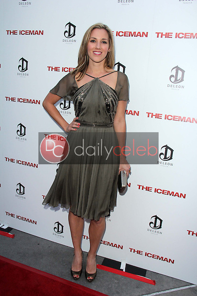 """Carly Craig<br /> at """"The Iceman"""" Red Carpet, Arclight Theater, Hollywood, CA 04-22-13<br /> David Edwards/DailyCeleb.Com 818-249-4998"""