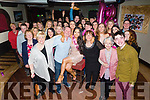 Clodagh Harrington, Tralee, celebrates her 18th Birthday with family and friends at Benners Hotel on Saturday