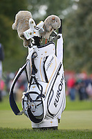 The bag of Martin Kaymer (Team Europe) during Thursday's Practice Round ahead of The 2016 Ryder Cup, at Hazeltine National Golf Club, Minnesota, USA.  29/09/2016. Picture: David Lloyd | Golffile.