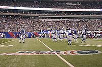 USA Football ist Sponsor im MetLife Stadium
