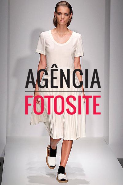 Londres, Inglaterra &sbquo;09/2014 - Desfile deMargaret Howell na Semana de moda de Londres  -  Verao 2015. <br /> <br /> Foto: FOTOSITE