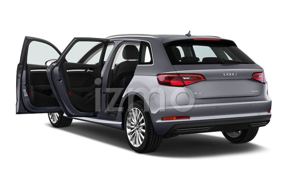 Car images of a 2015 Audi A3 Ambiente 5 Door Hatchback 2WD Doors