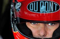 May 1, 2009; Richmond, VA, USA; NASCAR Sprint Cup Series driver Jeff Gordon during practice for the Russ Friedman 400 at the Richmond International Raceway. Mandatory Credit: Mark J. Rebilas-