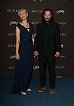 LOS ANGELES, CALIFORNIA - NOVEMBER 02: Alexandra Grant, Keanu Reeves arrive at the LACMA Art + Film Gala Presented By Gucci on November 02, 2019 in Los Angeles, California.  <br /> CAP/MPI/IS<br /> ©IS/MPI/Capital Pictures