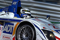 The Audi R8 driven by  Emanuele Pirro, Frank Biela and Allan McNish finished 2nd at Sebring in 2005.