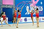 5&deg; International Tournament &quot;Citt&agrave; di Pesaro&quot; Junior Groups All Around 5 Hoops<br /> <br /> Team ITALIA Junior<br /> <br /> Ph. Riccardo GIardina