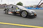 Motorsport: DTM Norisring Nuernberg/D  2009 3. Lauf <br /> <br /> Ralf Schumacher (D) Trilux AMG Mercedes, Trilux AMG Mercedes C-Klasse (2009) vor der S-Kurve<br /> <br /> <br /> Foto &not;&copy; nph (nordphoto)